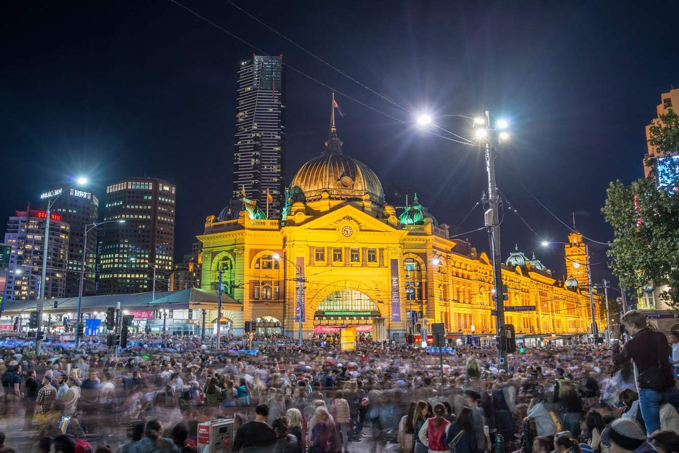 white night in melbourne - photo #24