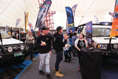 National 4x4 Outdoors Show_and Fishing Boat Expo